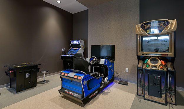 Arcade & Gameroom